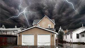 Storm Damage Cleanup and Storm Damage Restoration